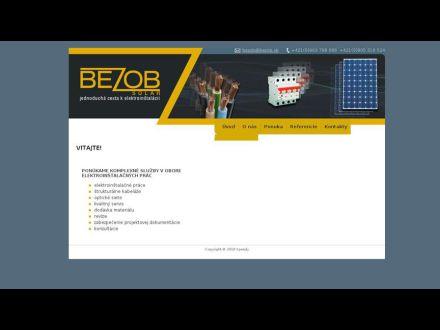 www.bezob.sk