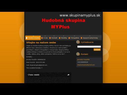 www.skupinamyplus-sk.webnode.sk
