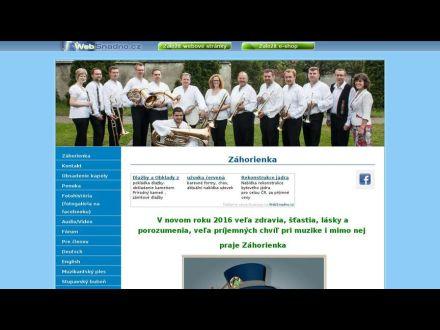 www.zahorienka.wbl.sk