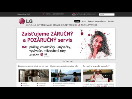 www.lg-servis.sk