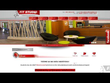 www.fitstudioke.sk