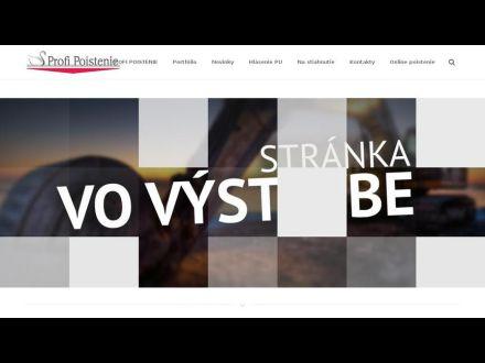 www.profipoistenie.eu