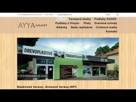 www.ayyasalmet.sk