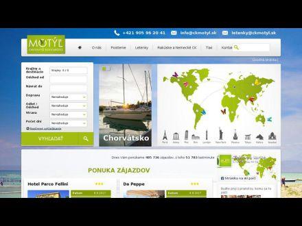 www.ckmotyl.sk