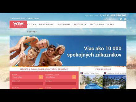 www.wiwtravel-dovolenka.sk
