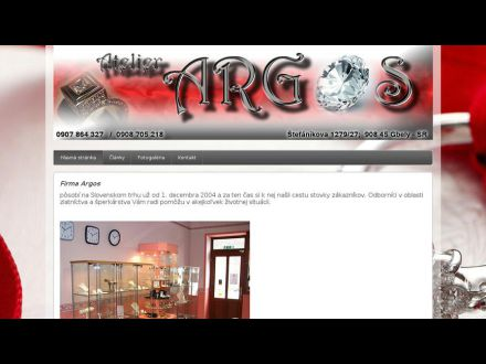www.argos.sk