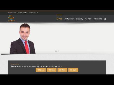 www.adup.sk