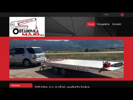 www.odtahovkamajo.sk