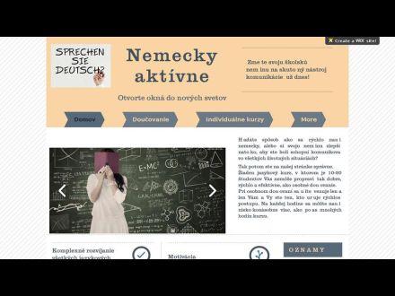 www.kurzynemciny.wix.com/jazykovekurzy-presov
