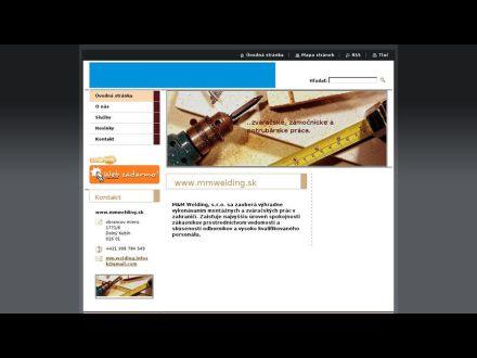 www.mmwelding-sk.webnode.sk