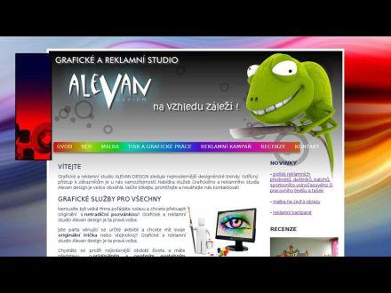 www.alevan.cz
