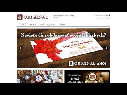 www.a-original.sk