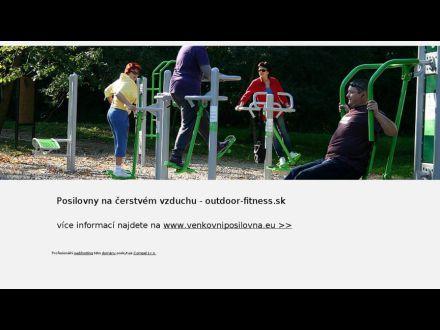 www.outdoor-fitness.sk