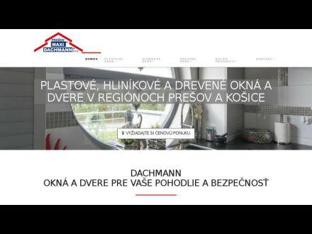 www.dachmann.sk