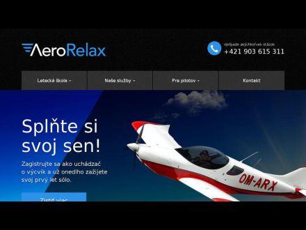 www.aerorelax.sk