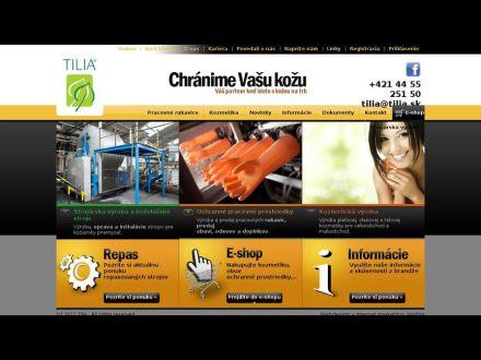 www.tilia.sk