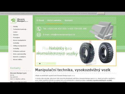 www.moraviamanipul.cz