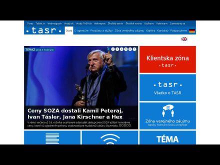 www.tasr.sk