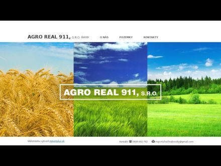 www.agroreal911.sk