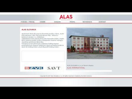 www.alas.sk