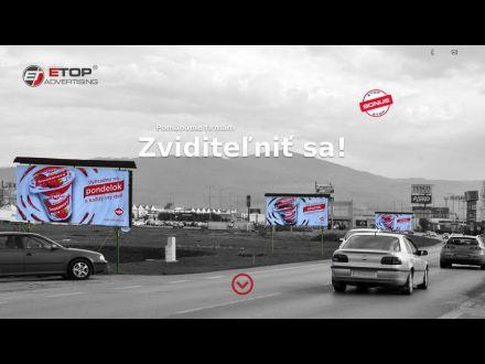 www.etopadvertising.sk