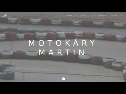 www.motokarymartin.sk