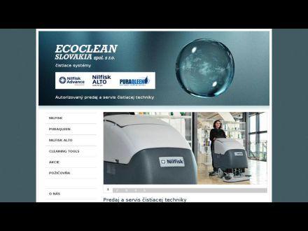 www.ecoclean.sk