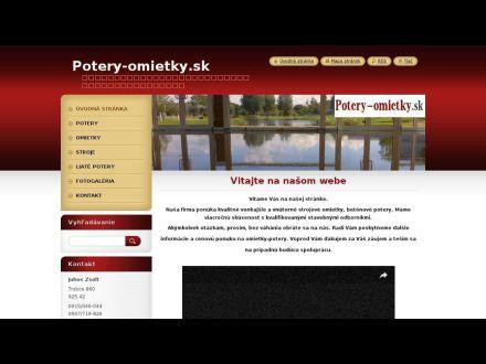 www.potery-omietky.sk