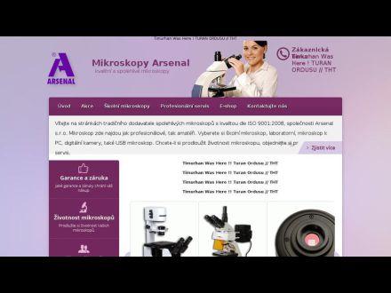 www.arsenal.cz