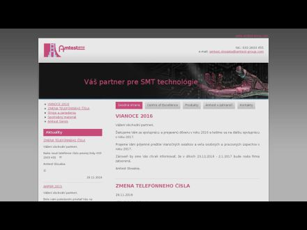 www.amtest.sk