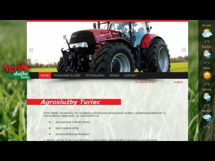 www.agrosluzbyturiec.sk