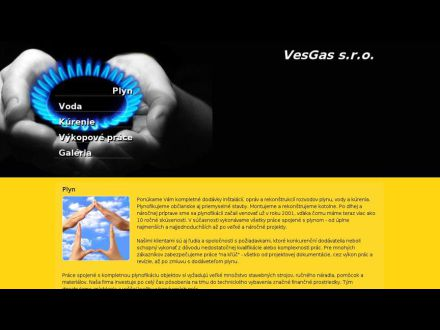 www.vesgas.sk