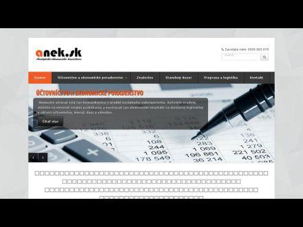 www.anek.sk