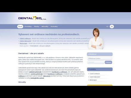 www.dentalmed.sk