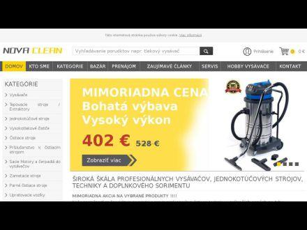 www.novaclean.sk