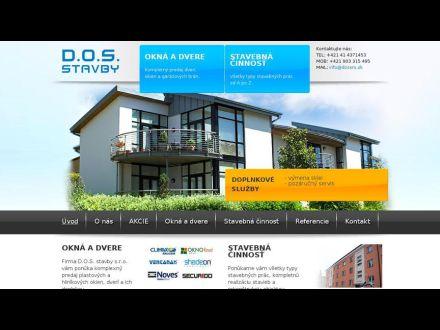 www.dossro.sk