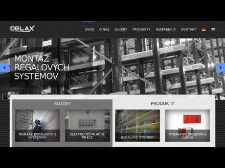 www.delax.sk