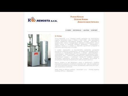 www.remosta.sk