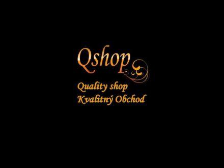 www.qshop.sk