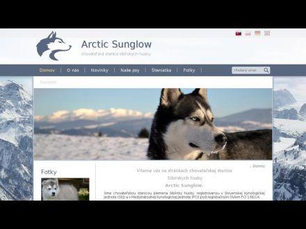 www.arcticsunglow.sk