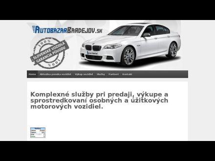 www.autobazarbardejov.sk