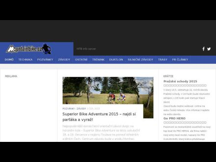 www.mountainbike.cz