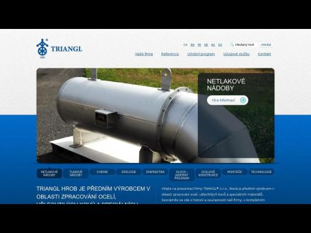 www.trianglhrob.cz