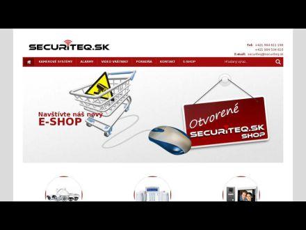 www.securiteq.sk