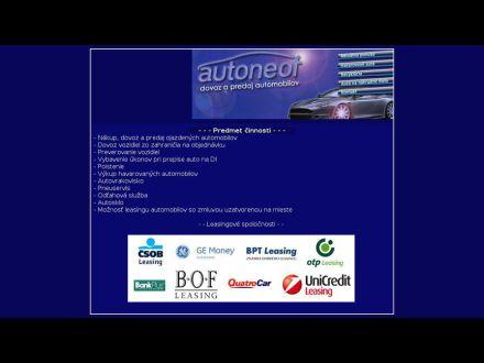www.autoneof.sk