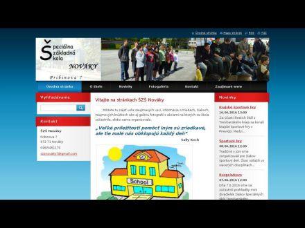 www.szsnovaky.webnode.sk