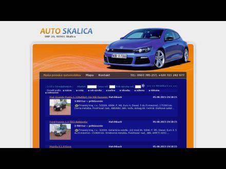 www.autoskalica.sk