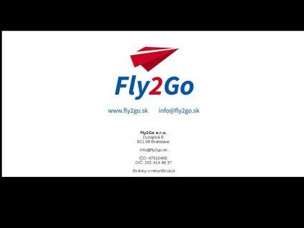 www.fly2go.sk