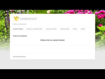 www.gardenplant.sk