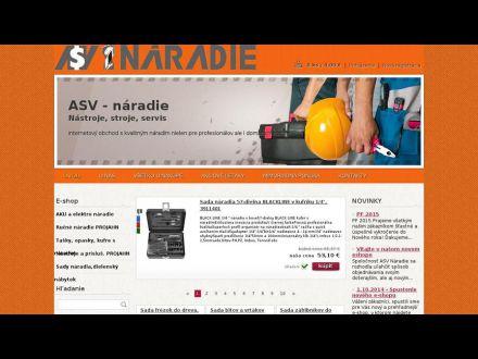 www.asvnaradie.sk